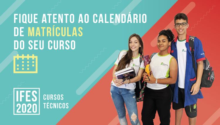Matrículas para os cursos técnicos no Campus Piúma começam a partir de 7 de janeiro